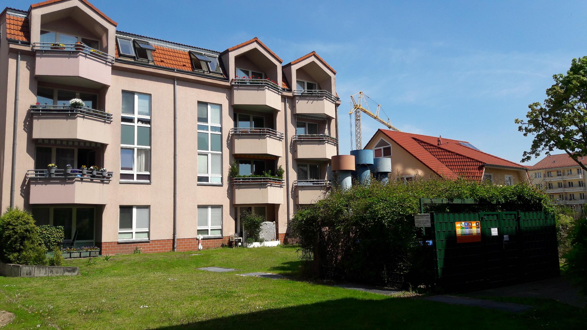Berlin – Friedrichsfelde Lichtenberg: 87 wundervolle Wohnung (verkauft)